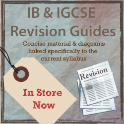 i-study store, revision guides for IB and IGCSE