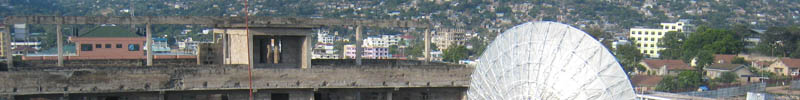 IB Geography, Mwanza skyline, urban environments