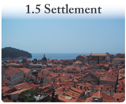 IGCSE Geography unit 1.5 Settlement