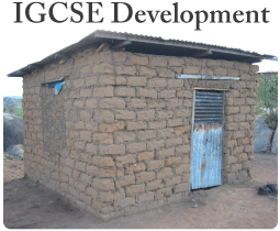 IGCSE development studies link