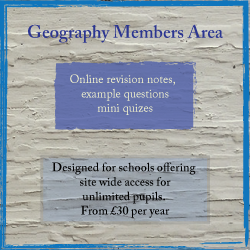 Members area for Geography